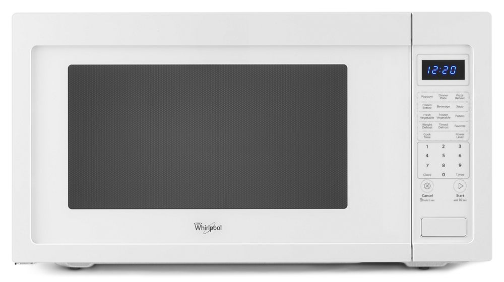 Countertop Convection Microwave With Trim Kit : WMC50522AW Whirlpool wmc50522aw Countertop Microwaves White