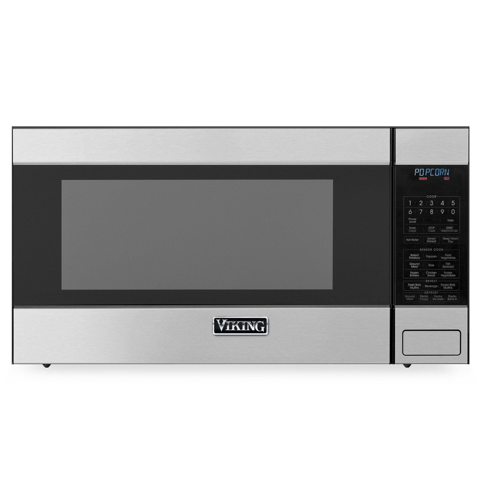 ... Viking, Model: RVM320SS, Style: 2.0 cu. ft. Countertop Microwave Oven