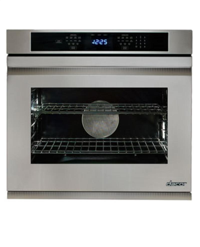 "Dacor DTO127S 27"" Single Electric Wall Oven With 4.5 Cu"