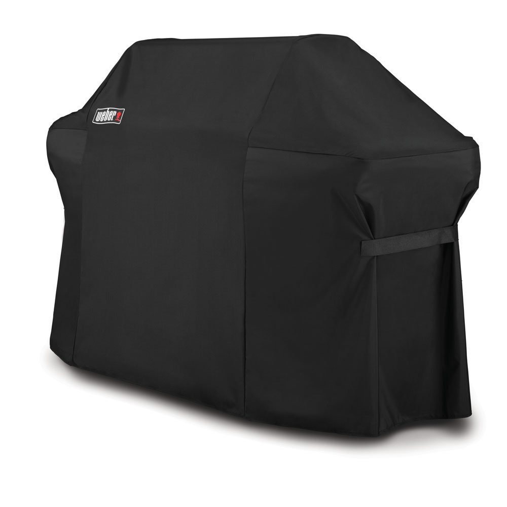 Weber 7109 Grill Cover Storage Bag Polyester Fabric Form