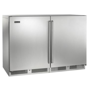 Perlick Hp48wos31l1r 48 Inch Built In Undercounter Single