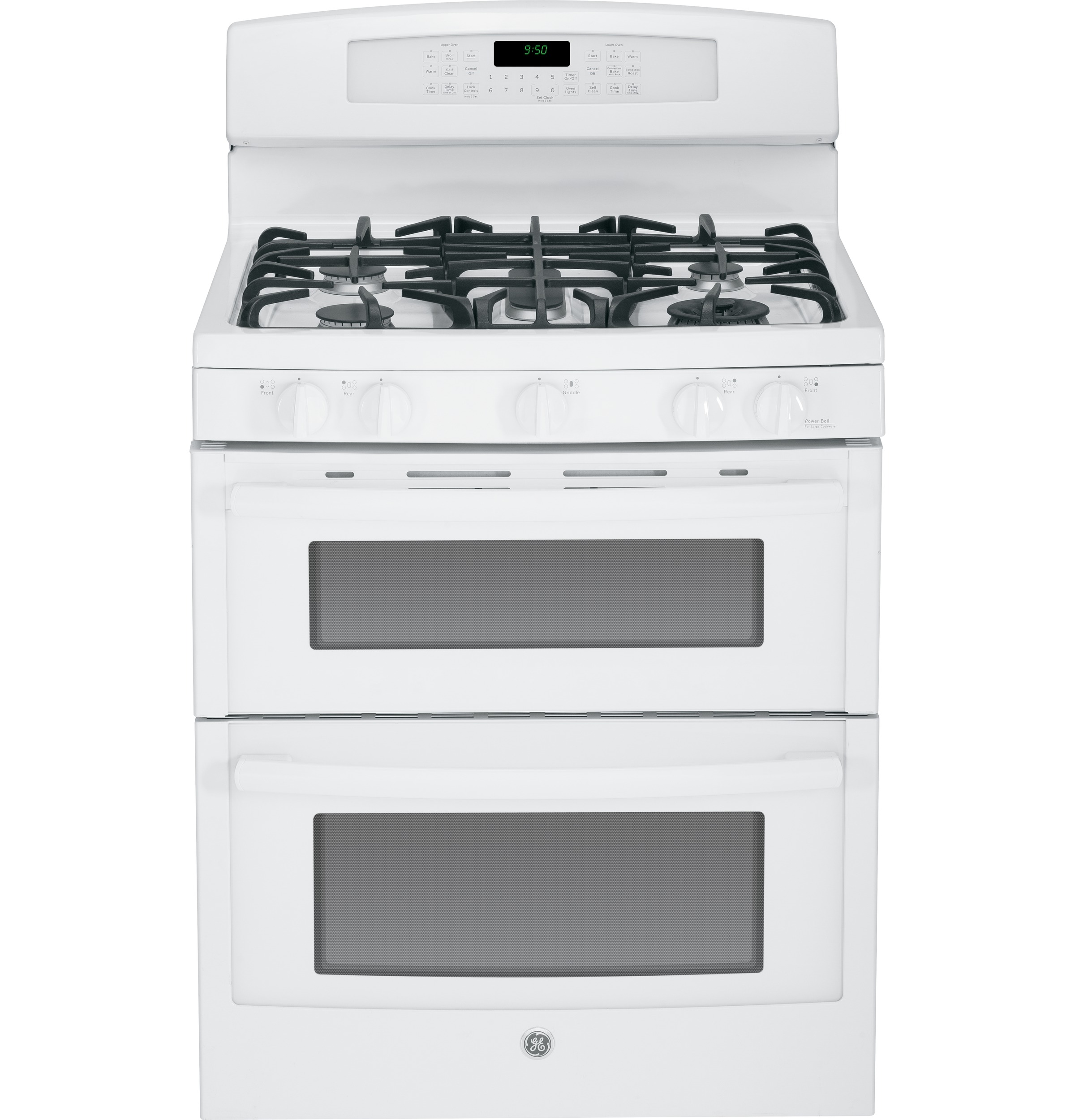 General Electric PGB950DEFWW 30 Inch Freestanding Gas