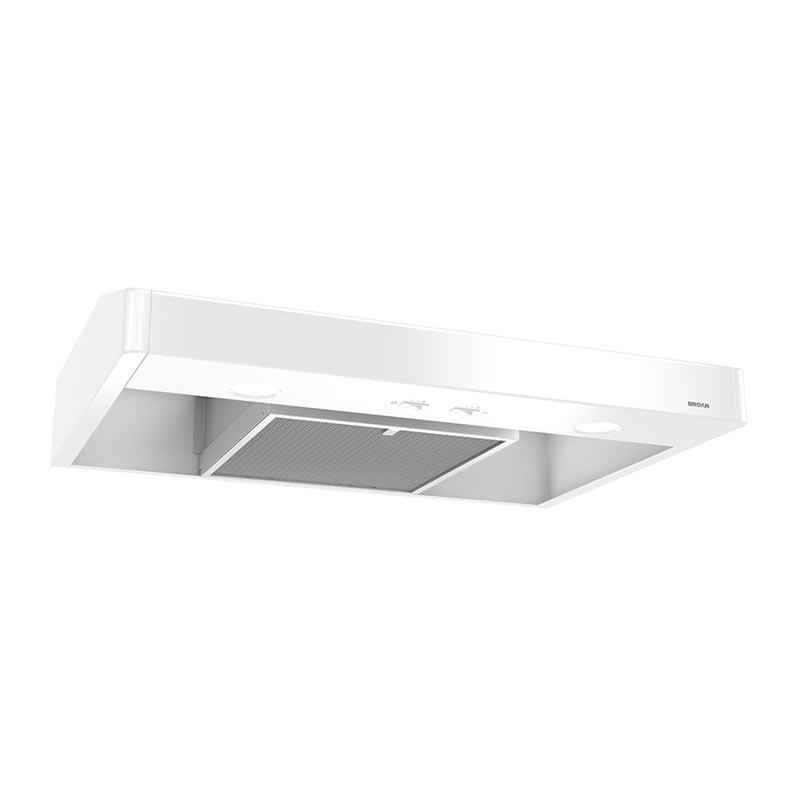 Broan BNSC136WW 36 Inch Under Cabinet Ducted Hood With 250