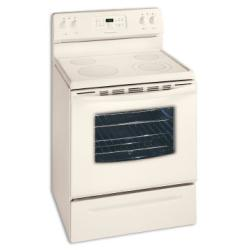 Brand: FRIGIDAIRE, Model: GLEF369DQ, Color: Bisque on Bisque