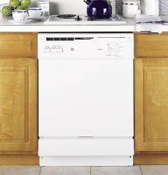 Brand: GE, Model: GSC3200JWW, Color: White-on-White