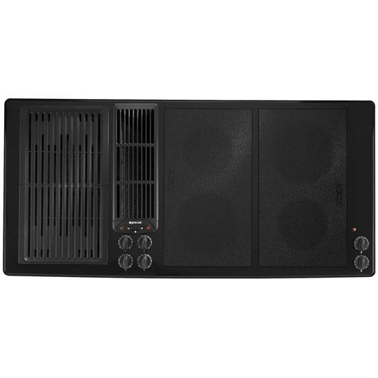 Jed8345adb Jenn Air Jed8345adb Electric Cooktops Black