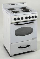 Brand: Avanti, Model: ER2403CB, Color: White