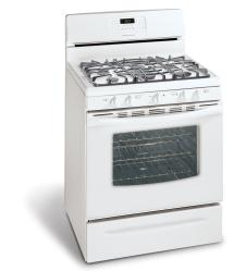 Brand: FRIGIDAIRE, Model: GLGF389GB, Color: White