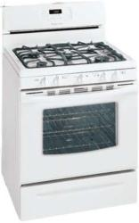 Brand: Frigidaire, Model: GLGF388DS, Color: White-on-White