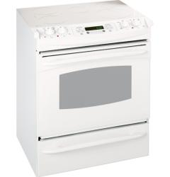 Brand: General Electric, Model: JS905TKWW, Color: True White