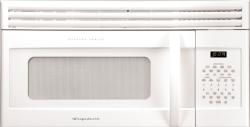 Brand: Frigidaire, Model: GLMV169DS, Color: White on White