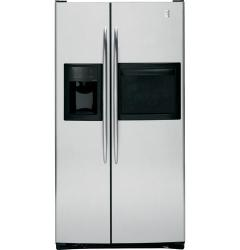 Brand: General Electric, Model: PSS26SHTSS, Style: 25.7 cu. ft. Side by Side Refrigerator