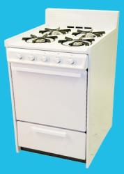 Brand: Haier, Model: HGRP241AAWW, Color: White