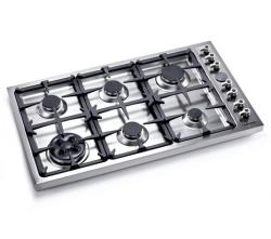 Brand: Bertazzoni, Model: D36600X, Color: Stainless Steel