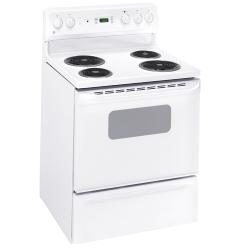Brand: GE, Model: JBS27BHBB, Color: White-on-White