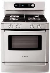 Brand: Bosch, Model: HGS7282UC, Color: Stainless Steel