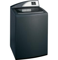 Brand: GE, Model: WPGT9360EWW, Color: Dark Platinum