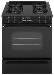 Brand: MAYTAG, Model: MGS5752BDS, Color: Black