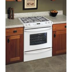 Brand: Frigidaire, Model: GLGS389FQ, Color: White