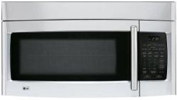 Brand: LG, Model: LMV1630BB, Color: Stainless Steel