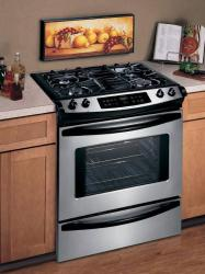 Brand: Frigidaire, Model: FCS366EB, Color: Stainless Steel
