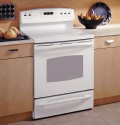 Brand: GE, Model: JB988TKWW, Color: True White