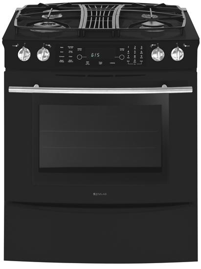 Jenn Air Jgs9900bds 30 Quot Slide In Downdraft Gas Range With