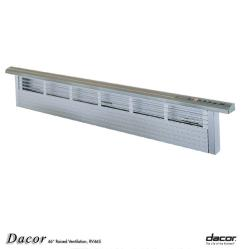 Brand: Dacor, Model: RV36X, Color: Stainless Steel