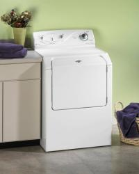 Brand: Maytag, Model: MDE7400AYQ, Color: White
