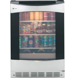 Brand: GE, Model: PCR06BATSS, Style: 24 Inch Beverage Center