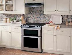 Sharp Kb4425lw 30 Quot Slide In Electric Range With Microwave