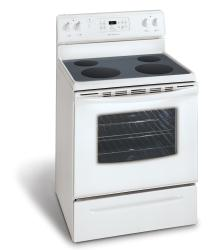 Brand: FRIGIDAIRE, Model: FEF375FS, Color: White