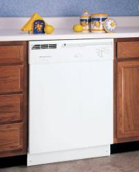 Brand: FRIGIDAIRE, Model: FDB126RBS, Color: White