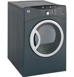 Brand: GE, Model: DBVH512GFGG, Color: Granite Grey