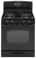 Brand: Maytag, Model: MGR5755QDW, Color: Black