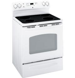 Brand: GE, Model: JBP64DMWW, Color: White