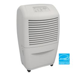 Brand: Whirlpool, Model: AD70USS, Style: 70 Pint Per Day Ultra Low Dehumidifier