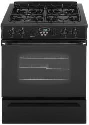 Brand: Maytag, Model: MGS5875BDQ, Color: Black
