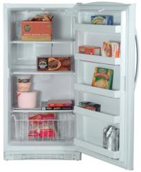 Brand: Whirlpool, Model: EV161NZRQ, Style: 15.8 cu. ft. Upright Freezer