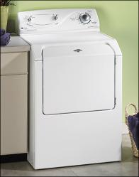 Brand: Maytag, Model: MDG6400AWQ, Color: White