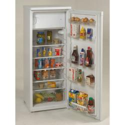 Brand: Avanti, Model: RM806W, Style: 8.0 cu. ft. Freestanding Top-Freezer Refrigerator