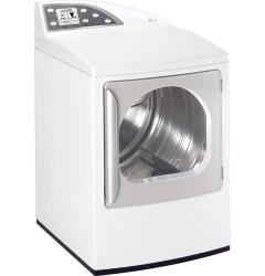 Brand: GE, Model: DPGT750ECWW, Color: White
