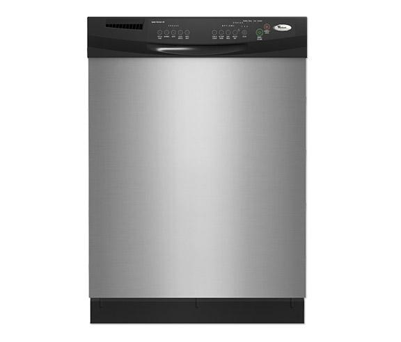 Gu2200xtss Whirlpool Gu2200xtss Gold Built In Dishwashers