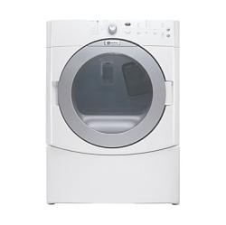 Brand: MAYTAG, Model: MED9800TQ, Color: Silver-on-White