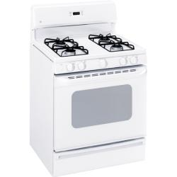 Brand: GE, Model: JGBS22BEHWH, Color: White with White Door
