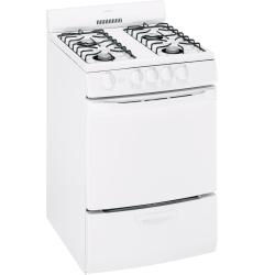 Brand: HOTPOINT, Model: RGA724PKWH, Color: White