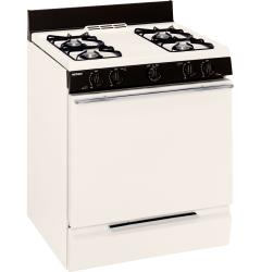 Brand: HOTPOINT, Model: RGB508PEHWH, Color: Bisque