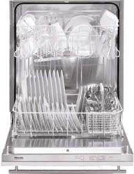 Brand: MIELE, Model: G2180VI, Style: Fully Integrated Dishwasher