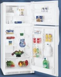 Brand: Frigidaire, Model: GLRT217TDW, Color: White