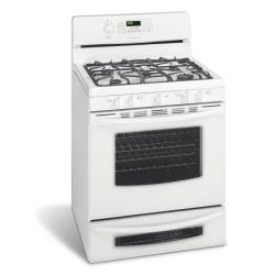 Brand: FRIGIDAIRE, Model: GLGFM96F, Color: White